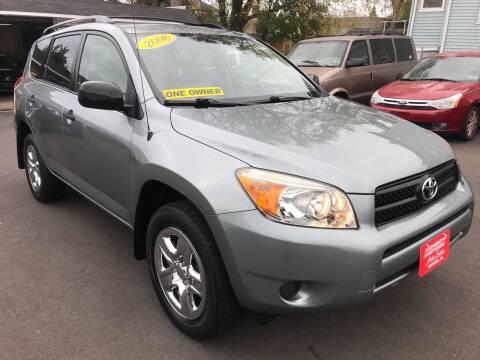 2008 Toyota RAV4 for sale at Alexander Antkowiak Auto Sales in Hatboro PA