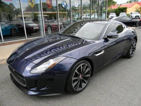 2016 Jaguar F-TYPE for sale at Platinum Motorcars in Warrenton VA