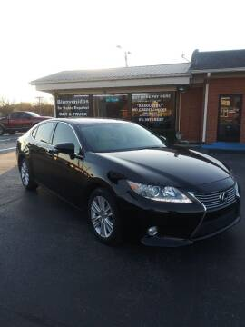 2015 Lexus ES 350 for sale at Guidance Auto Sales LLC in Columbia TN