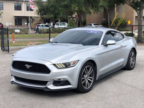 2016 Ford Mustang for sale at Carlando in Lakeland FL