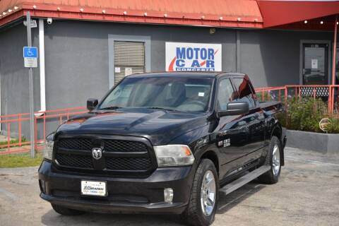 2014 RAM Ram Pickup 1500 for sale at Motor Car Concepts II - Kirkman Location in Orlando FL