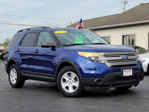 2014 Ford Explorer for sale at Tri-County Pre-Owned Superstore in Reynoldsburg OH