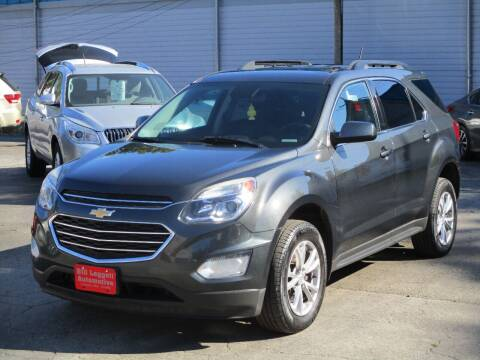 2017 Chevrolet Equinox for sale at Bill Leggett Automotive, Inc. in Columbus OH