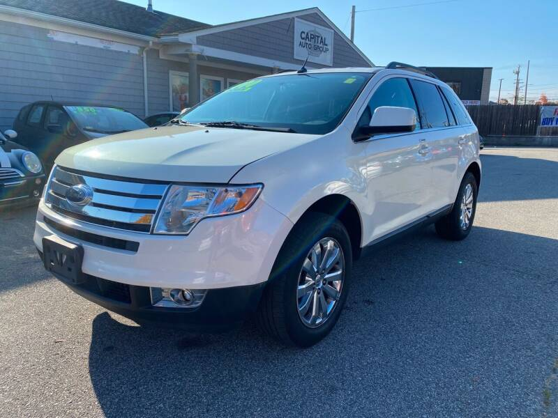2008 Ford Edge for sale at Capital Auto Sales in Providence RI