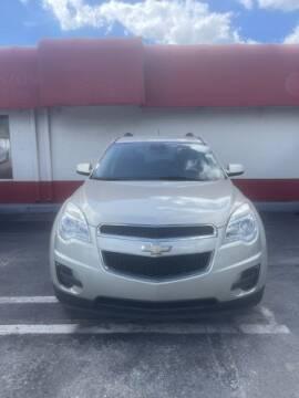 2015 Chevrolet Equinox for sale at VALDO AUTO SALES in Hialeah FL