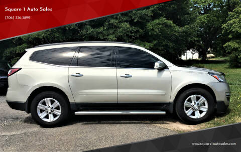 2013 Chevrolet Traverse for sale at Square 1 Auto Sales - Commerce in Commerce GA