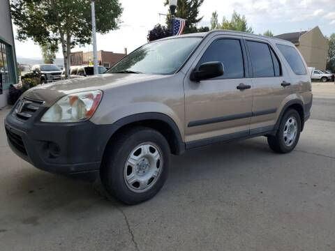 2005 Honda CR-V for sale at HIGH COUNTRY MOTORS in Granby CO