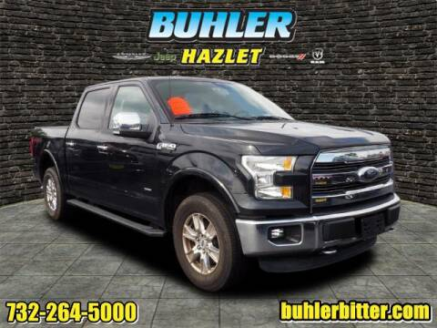 2015 Ford F-150 for sale at Buhler and Bitter Chrysler Jeep in Hazlet NJ