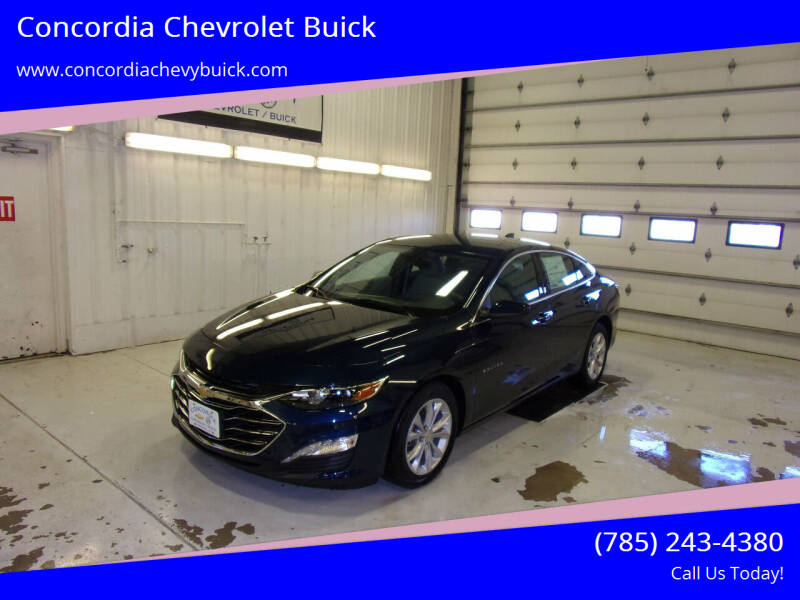 2021 Chevrolet Malibu for sale at Concordia Chevrolet Buick in Concordia KS