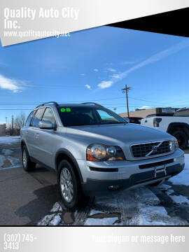 2008 Volvo XC90 for sale at Quality Auto City Inc. in Laramie WY