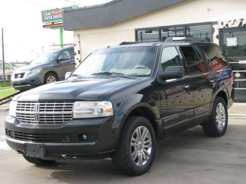 2010 Lincoln Navigator for sale at Auto Limits in Irving TX