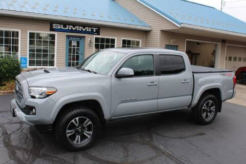 2019 Toyota Tacoma for sale at Summit Motorcars in Wooster OH
