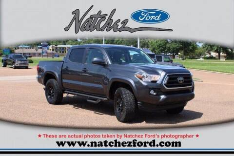 2020 Toyota Tacoma for sale at Auto Group South - Natchez Ford Lincoln in Natchez MS