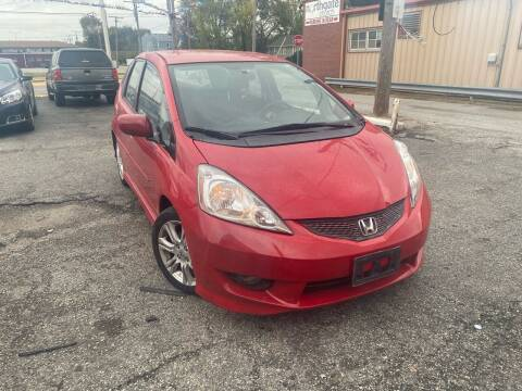 2009 Honda Fit for sale at Some Auto Sales in Hammond IN