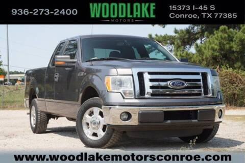 2011 Ford F-150 for sale at WOODLAKE MOTORS in Conroe TX