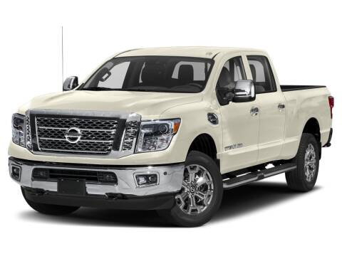 2019 Nissan Titan XD for sale at Kiefer Nissan Budget Lot in Albany OR