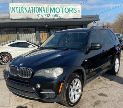 2011 BMW X5 for sale at International Motors Inc. in Nashville TN
