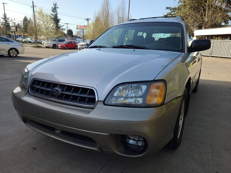 2004 Subaru Outback for sale at A1 Group Inc in Portland OR