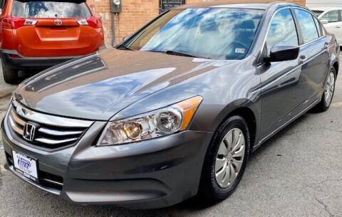 2012 Honda Accord for sale at Capitol Auto Sales Inc in Manassas VA