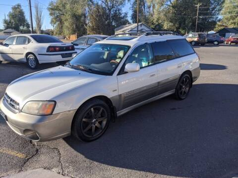 2001 Subaru Outback for sale at Progressive Auto Sales in Twin Falls ID