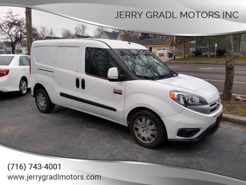 2017 RAM ProMaster City Cargo for sale at JERRY GRADL MOTORS INC in North Tonawanda NY