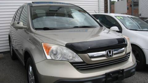 2007 Honda CR-V for sale at JERRY'S AUTO SALES in Staten Island NY
