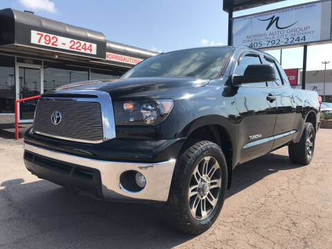 2013 Toyota Tundra for sale at NORRIS AUTO SALES in Oklahoma City OK