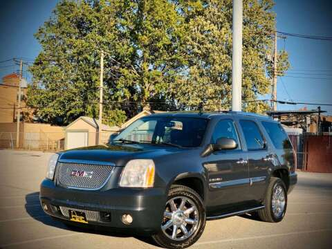 2008 GMC Yukon for sale at ARCH AUTO SALES in St. Louis MO