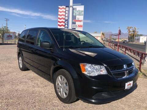 2016 Dodge Grand Caravan for sale at Senor Coche Auto Sales in Las Cruces NM