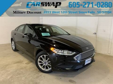 2017 Ford Fusion for sale at CarSwap in Sioux Falls SD