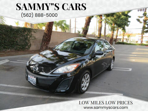 "2011 Mazda MAZDA3 for sale at SAMMY""S CARS in Bellflower CA"