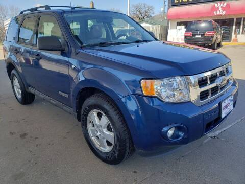 2008 Ford Escape for sale at Gordon Auto Sales LLC in Sioux City IA