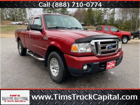 2011 Ford Ranger for sale at TTC AUTO OUTLET/TIM'S TRUCK CAPITAL & AUTO SALES INC ANNEX in Epsom NH