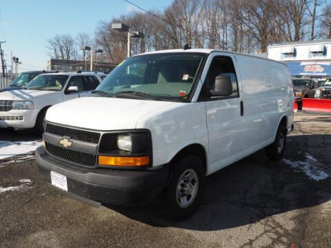 2016 Chevrolet Express Cargo for sale at Scheuer Motor Sales INC in Elmwood Park NJ