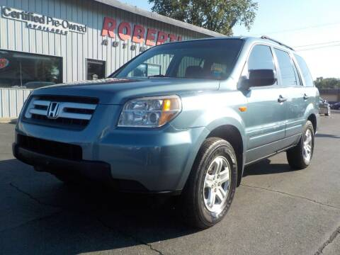 2006 Honda Pilot for sale at Roberti Automotive in Kingston NY