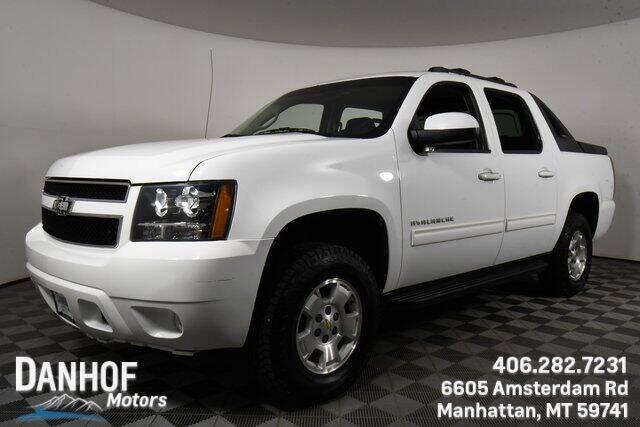 2011 Chevrolet Avalanche for sale at Danhof Motors in Manhattan MT