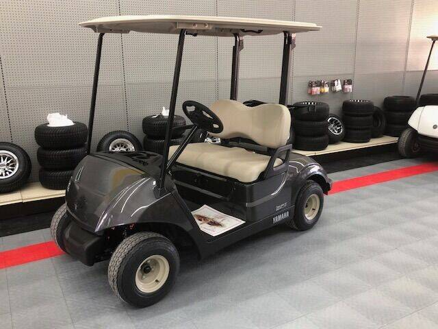 2021 Yamaha QuieTech Gas Golf Car for sale at Curry's Body Shop in Osborne KS