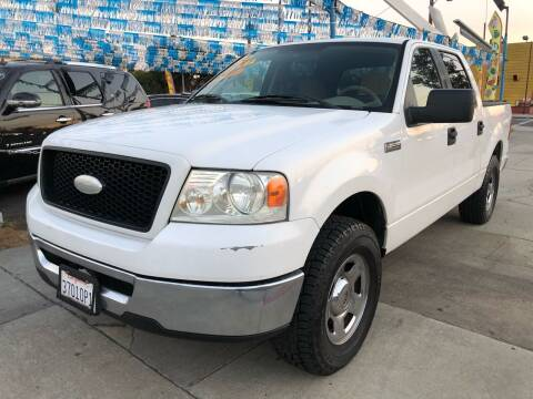 2006 Ford F-150 for sale at Plaza Auto Sales in Los Angeles CA