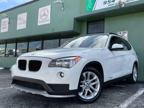 2015 BMW X1 for sale at KARZILLA MOTORS in Oakland Park FL