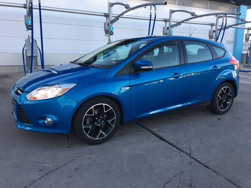 2012 Ford Focus for sale at COLT MOTORS in Saint Louis MO