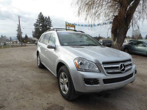 2008 Mercedes-Benz GL-Class for sale at VALLEY MOTORS in Kalispell MT