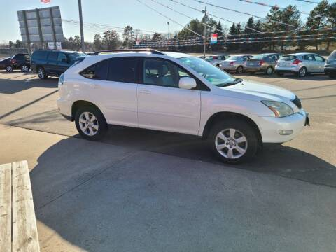 2004 Lexus RX 330 for sale at Rum River Auto Sales in Cambridge MN