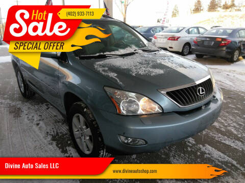 2009 Lexus RX 350 for sale at Divine Auto Sales LLC in Omaha NE