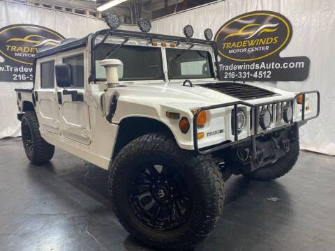 2000 AM General Hummer for sale at TRADEWINDS MOTOR CENTER LLC in Cleveland OH
