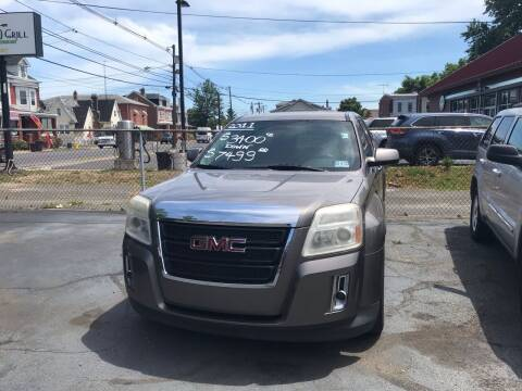 2011 GMC Terrain for sale at Chambers Auto Sales LLC in Trenton NJ
