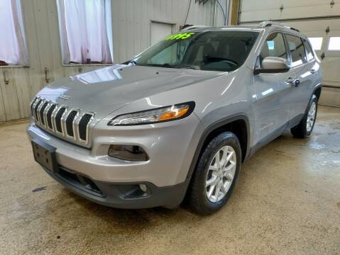 2017 Jeep Cherokee for sale at Sand's Auto Sales in Cambridge MN