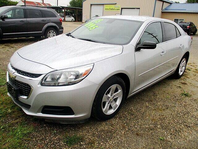 2015 Chevrolet Malibu for sale at Northeast Iowa Auto Sales in Hazleton IA