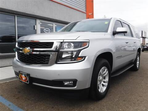 2018 Chevrolet Suburban for sale at Torgerson Auto Center in Bismarck ND