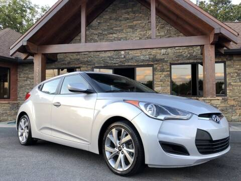 2016 Hyundai Veloster for sale at Auto Solutions in Maryville TN