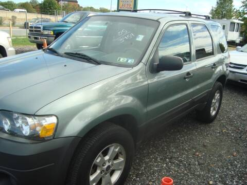 2005 Ford Escape for sale at Branch Avenue Auto Auction in Clinton MD